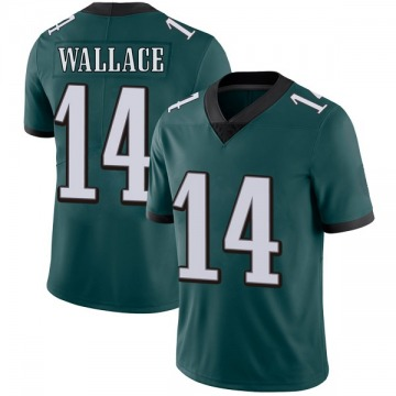 Youth Philadelphia Eagles Mike Wallace Green Limited Midnight Team Color Vapor Untouchable Jersey By Nike